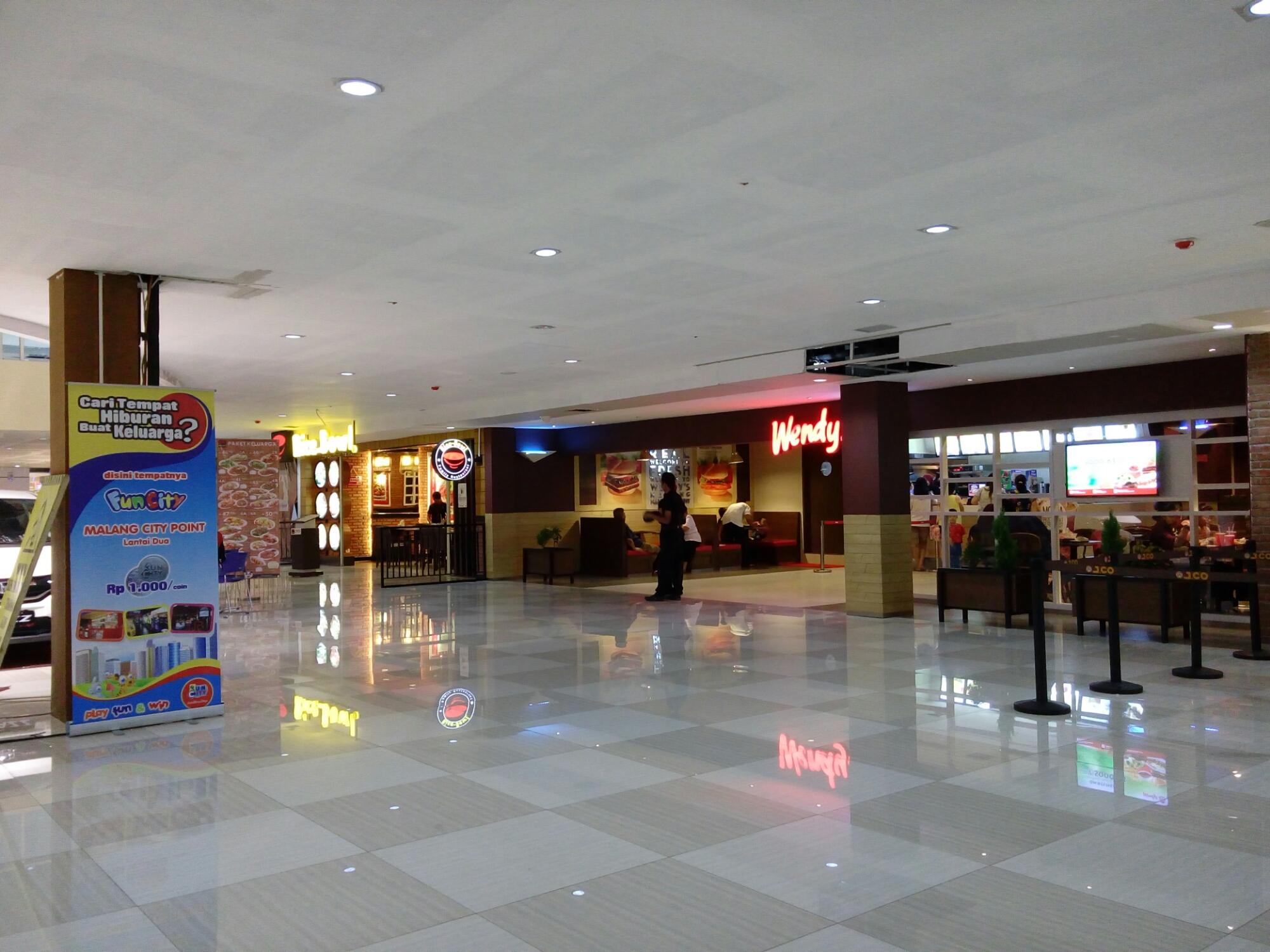 Malang City Point Nrossana
